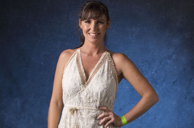 Glenda Kozlowski (Foto: Cesar Alves/ TV Globo)