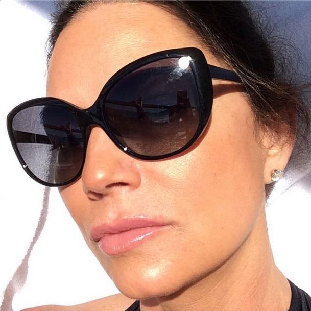 Luiza Brunet (Foto: Instagram/Reprodução)
