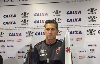 """De olho na final, Jorginho despista sobre Cruzeiro: """"São suposições"""""""