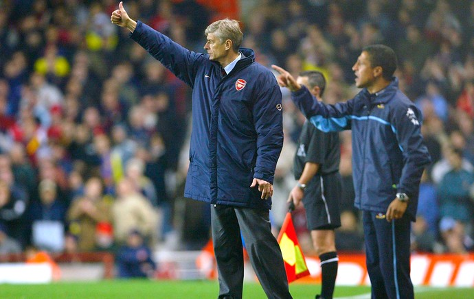 Wenger Premier League 2003 arsenal (Foto: Getty Images)