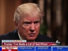Declarações de Trump são criticadas por democratas e republicanos