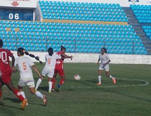 Juventude x Internacional - Final Campeonato Maranhense Feminino 2012 (Foto: Bruno Alves/Globoesporte.com)