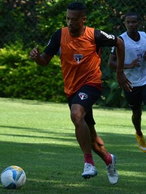 Luis Ricardo São Paulo (Foto: Site oficial do SPFC)