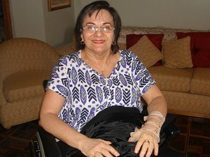 História de Maria da Penha vai virar filme (Foto: Giselle Dutra / G1 CE)