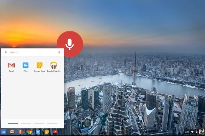 Comando Ok Google vai chegar também no Chrome OS (Foto: Divulgação)