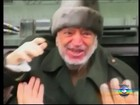 Yasser Arafat não foi envenenado, anunciam cientistas da Rússia