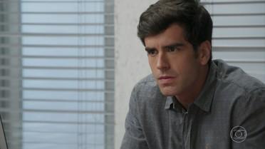 Felipe tenta fazer Jéssica confessar que armou contra Shirlei