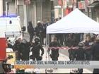 Tiroteio em Saint-Denis, na França, deixa dois mortos e oito detidos