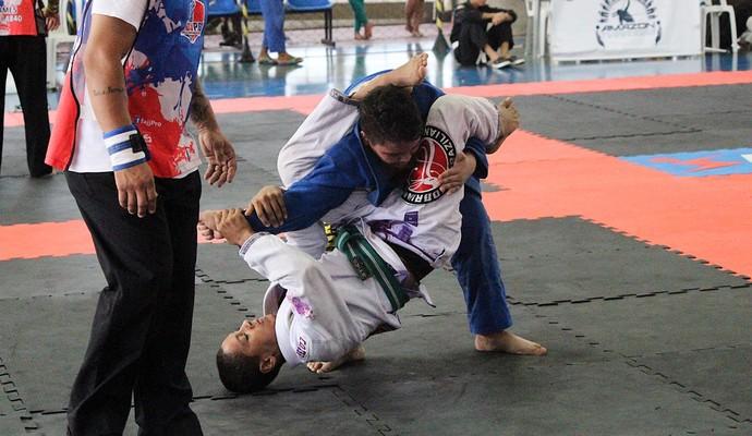 copa da Juventude de Jiu-jitsu no Amazonas (Foto: Emanuel Mendes/divulgação)