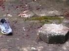 Comerciante é agredido com bloco de concreto na cabeça no litoral de SP