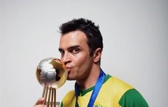 Falcão será homenageado pela Fifa na premiação de melhor do mundo