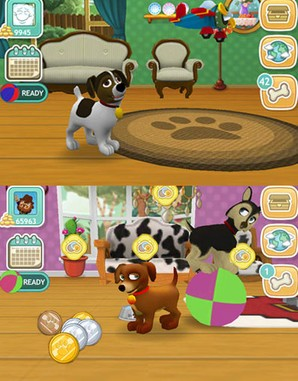 Touch Pets Dogs 2*
