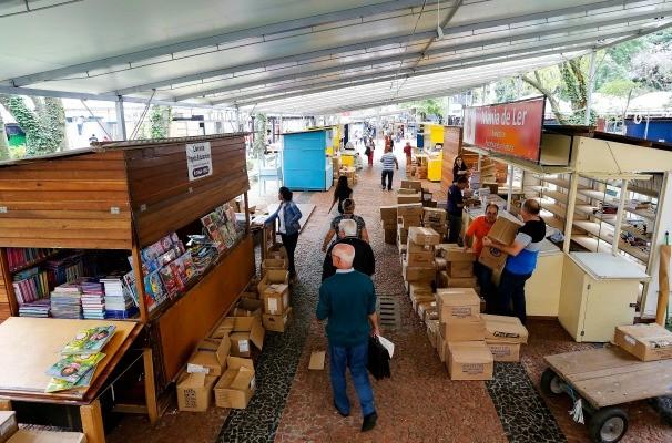 Feira do Livro Porto Alegre (Foto: Mateus Bruxel)