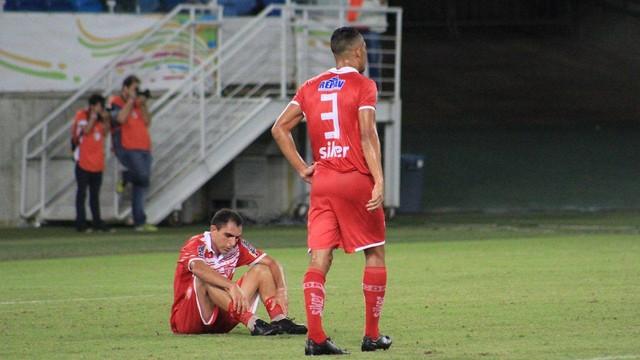 Potiguar de Mossoró x ABC - Campeonato Potiguar 2017 - globoesporte.com eba790a2c3c06