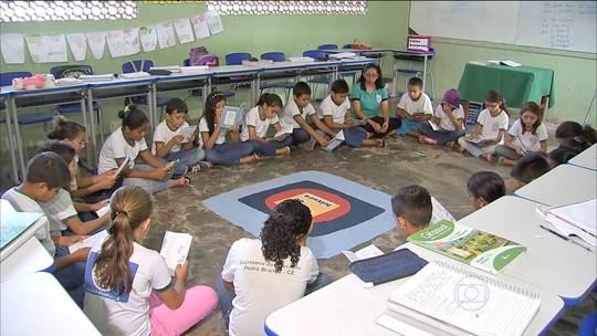 Escola da zona rural do Ceará tem desempenho acima da média