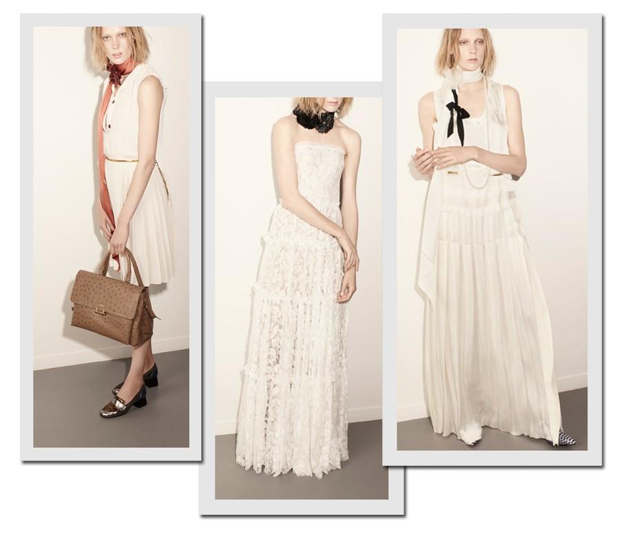 Lanvin traz linha de vestidos de noiva às lojas do Brasil