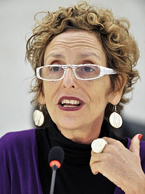 Raquel Rolnik - ONU (Foto: Divulgação / Nações Unidas)