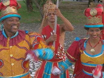 África deixou legado na cultura e idioma (Foto: Reprodução / TV Globo)