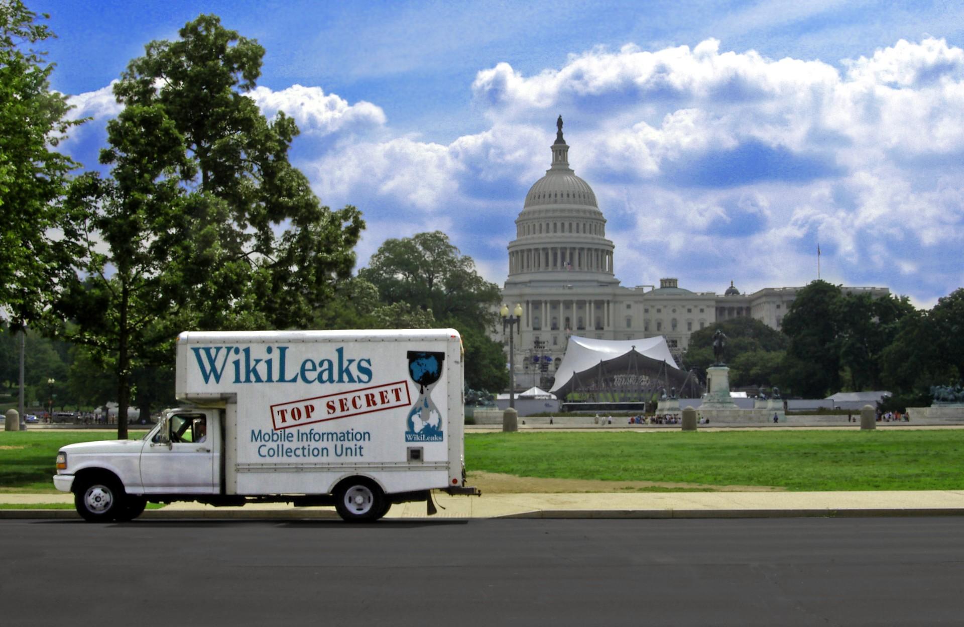 WikiLeaks publica material inédito sobre software de espionagem governamental