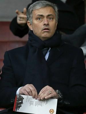 José Mourinho Real Madrid Old Trafford (Foto: Reuters)