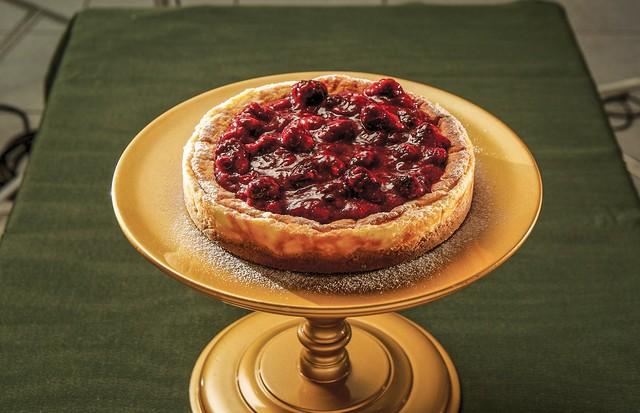 Cheesecake (Foto: Reprodução)