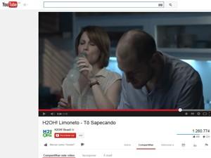 H2O (Foto: Reprodução/YouTube)