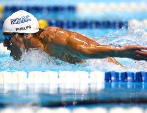Michael Phelps, natação (Foto: Agência Getty Images)