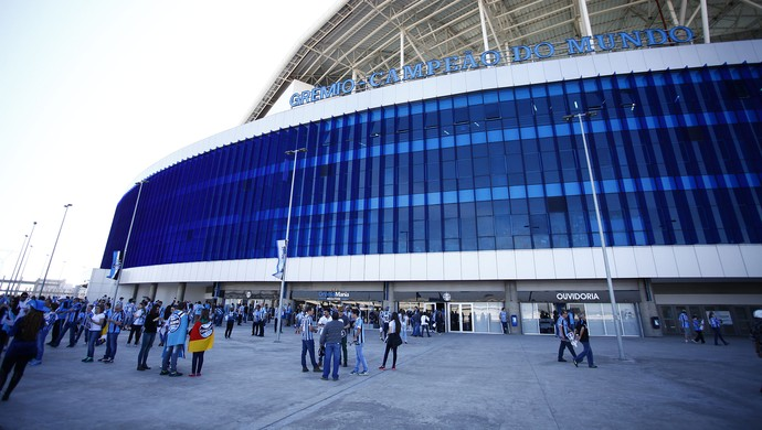 Arena do Grêmio (Foto: Lucas Uebel / Grêmio / Divulgação)