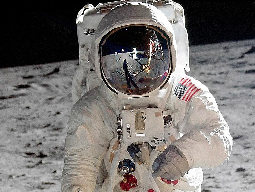 astronauta (Foto: Flickr/Jasbond007)