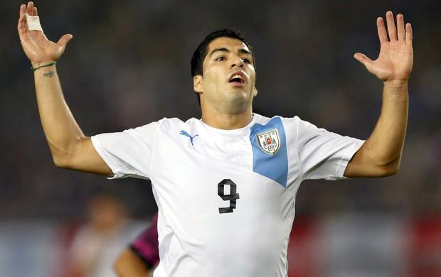 Luis Suárez Uruguai (Foto: EFE)