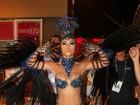 Sabrina Sato se prepara para desfile da campeã Vila: 'Já me sinto carioca'