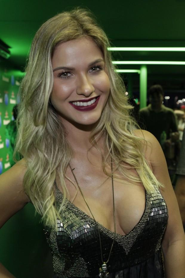 Andressa Suita (Foto: Isac Luz / EGO)