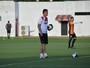 Mancini confirma time com Alípio e manutenção de esquema tático