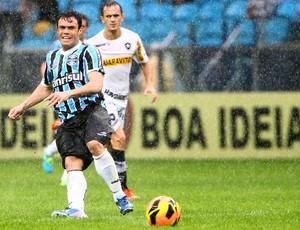 Kleber, Grêmio x Botafogo (Foto: Lucas Uebel/Grêmio FBPA)