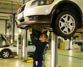Noruega: mecânico de automóveis (Foto: Jan Lachner/Association Euro Jobs Project)