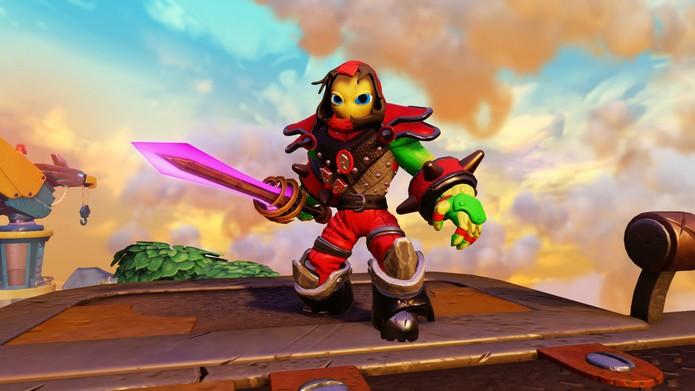 Novo Skylanders permite criar personagens inéditos (Foto: Divulgação/Activision)