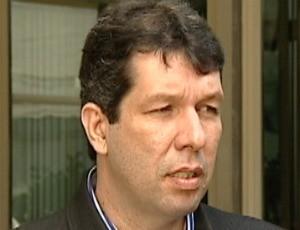 Maurício Duque, presidente do Rio Branco-ES (Foto: Reprodução/TV Gazeta)