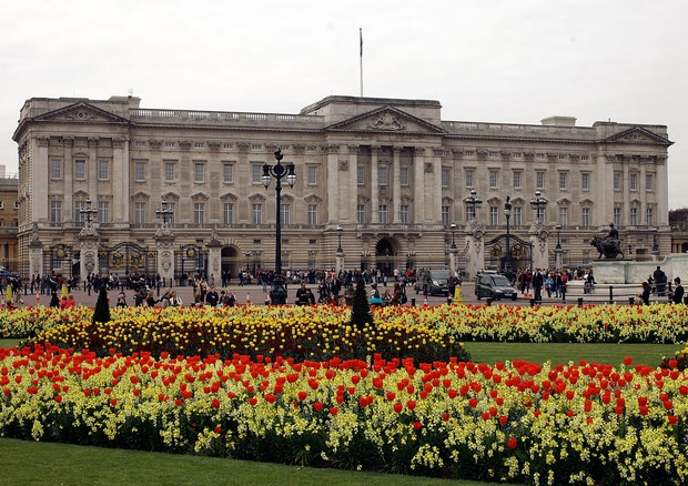Buckingham Palace (Foto: Getty Images)