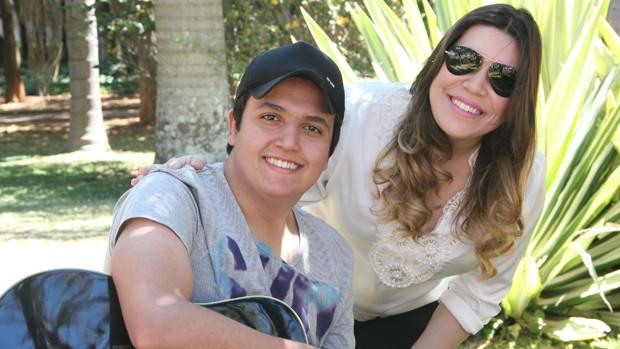 Naiara Azevedo defende as mulheres em sucessos feministas (Foto: Jéssica Balbino/ G1)