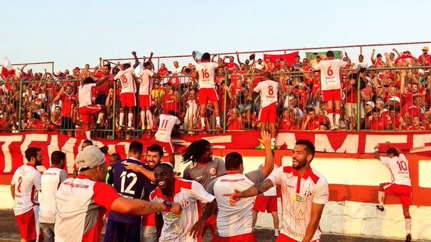 BLOG: América de volta à elite do futebol do Rio