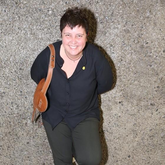 A chef Roberta Sudbrack, vencedora em três categorias do prêmio:  (Foto: Gustavo Schlittler/ Época)