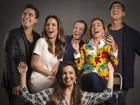 'É de casa': conheça apresentadores do novo programa da Globo
