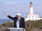 Donald Trump vê paralelos entre sua campanha e Brexit