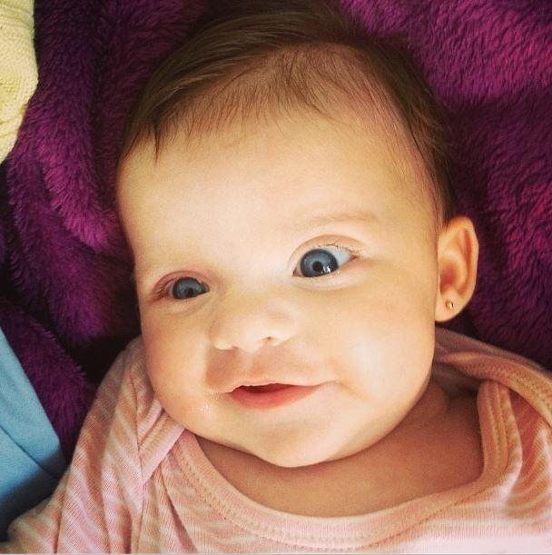 Maria Eduarda, filha do Henri Castelli (Foto: Instagram/Reprodução)