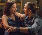 Vladimir Brichta e Nathalia Dill em 'Rock story' | TV Globo