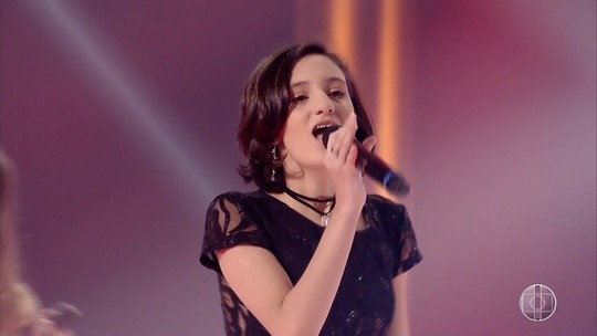 Potiguar Mila Marinho é eliminada do The Voice Kids