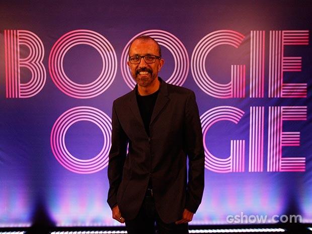 Rui Vilhena Boogie Oogie (Foto: Raphael Dias/TV Globo)
