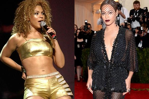 Os 20 anos trouxeram muitas mudanças para Beyoncé. A maior delas foi a decisão de dar um tempo do grupo que lhe trouxe a fama, 'Destiny's Child', e seguir carreira solo. Além disso, a futura Queen B estava experimentando com o cinema e chegou a participar de um dos filmes da franquia 'Austin Powers'. Mal sabia ela que 12 anos depois ela seria uma das mulheres mais poderosas - e queridas - do mundo. (Foto: Getty Images)