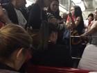 Falha no Metrô do DF faz trens andarem em velocidade reduzida