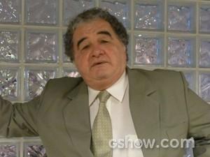 Otavio Augusto volta 'A Grande Família' como Mesquita (Foto: A Grande Família/ TV Globo)